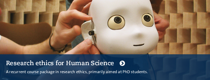 Research ethics for Human Science